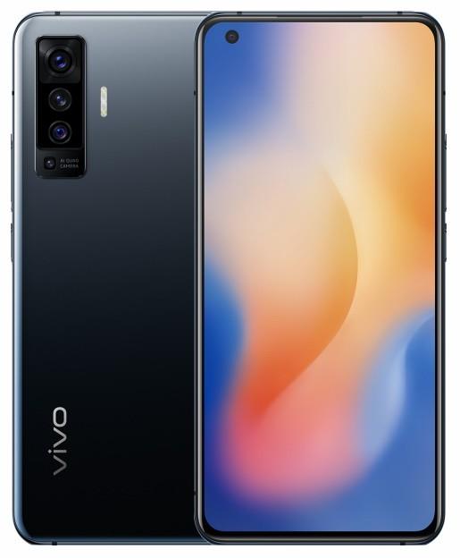 Анонс Vivo X50 - тонкий недорогой 5G-флагман с новейшей 48-Мп камерой