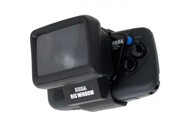Sega представила миниатюрную приставку Game Gear Micro всего за 50 долларов