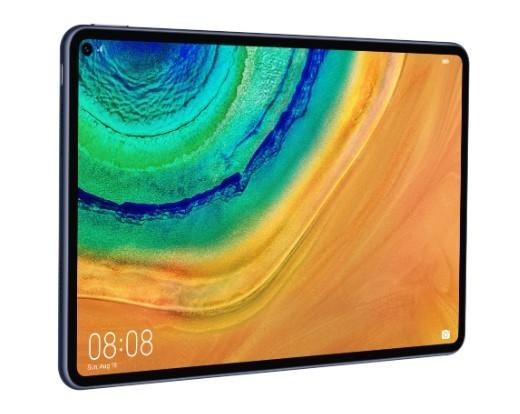 Huawei представила в Украине новый флагманский планшет MatePad Pro: Kirin 990 и 2K QHD дисплей