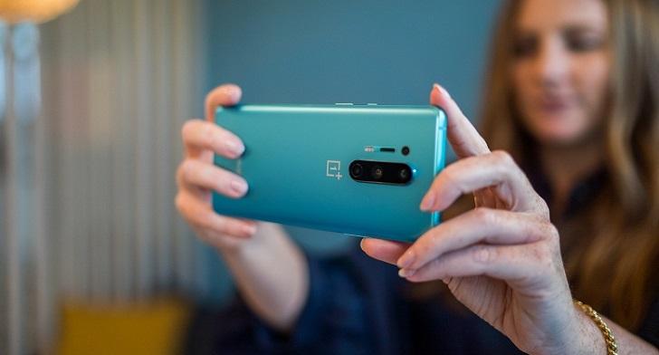 Камеру OnePlus 8 Pro протестировали в DxOMark