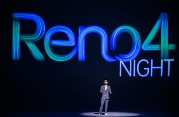 В Китае презентовали новую OPPO Reno4 и Reno4 Pro