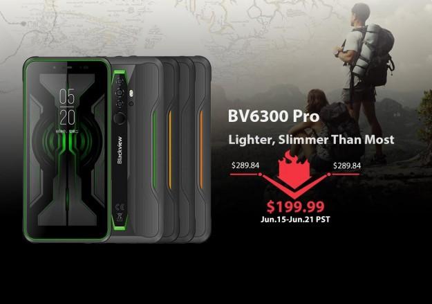 Blackview к распродаже 618 готовит два новых смартфона: Blackview BV6300 Pro и бюджетный Blackview A80