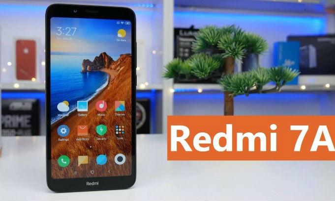 Xiaomi Redmi 7A получил крупное обновление программного обеспечения