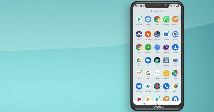 Motorola готовит смартфоны на стоковом Android