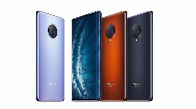 Новый смартфон Vivo с экраном-водопадом может выйти в ближайшее время