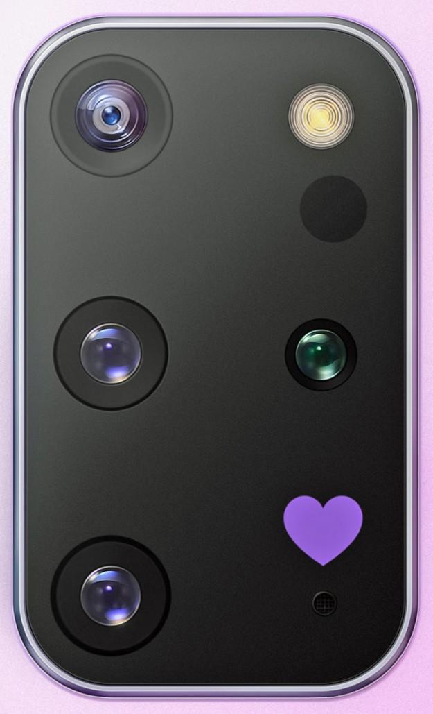 Сама нежность: Samsung Galaxy S20+ BTS Edition в деталях на фото