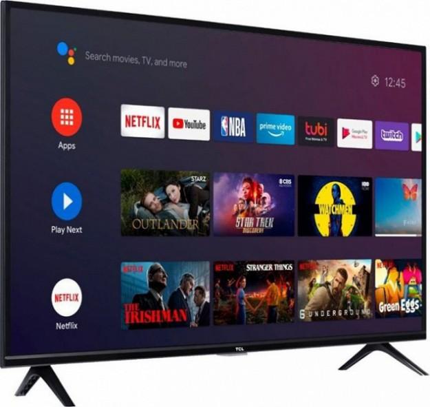 Представлен умный телевизор с Android TV и голосовым управлением всего за $130