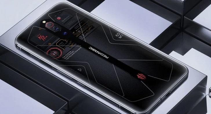 Nubia Red Magic 5G Transparent Edition с прозрачной тыльной панелью представлен официально