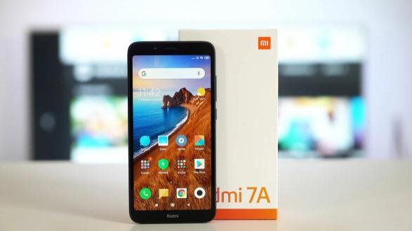 Прошлогодний хит Xiaomi Redmi 7A упал в цене до рекордного минимума