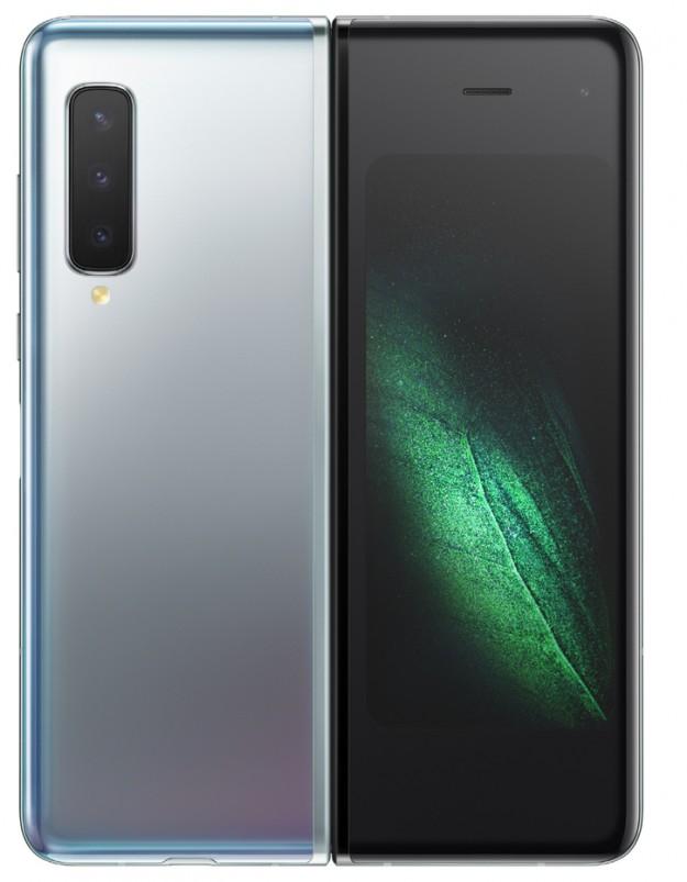 Новые подробности по дисплею Samsung Galaxy Fold 2