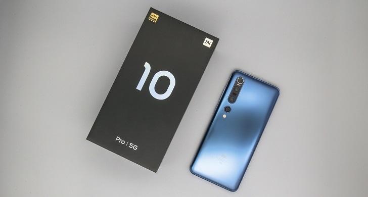 MIUI 12 стала доступна для Xiaomi Mi 10 и Mi 10 Pro