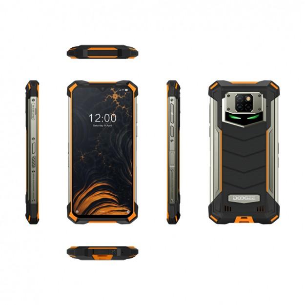 DOOGEE представляет защищенный смартфон S88 Pro: IP68, тройная камера,  уникальная светодиодная подсветка и аккумулятор на 10000 мАч