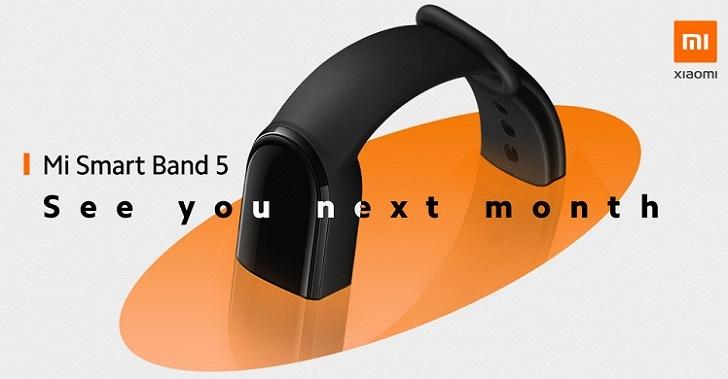 Появились первые подробности о глобальной версии Xiaomi Mi Band 5