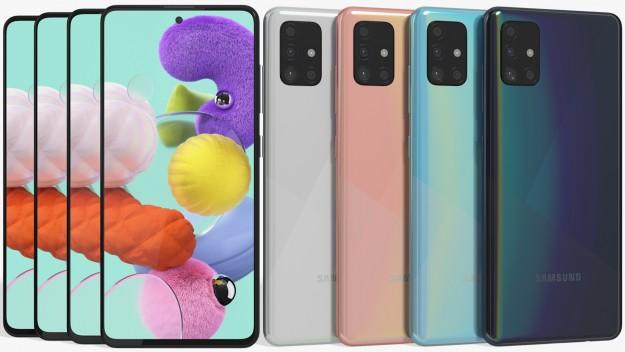 Что брать? Смартфон Samsung Galaxy A51 или Galaxy A50?!