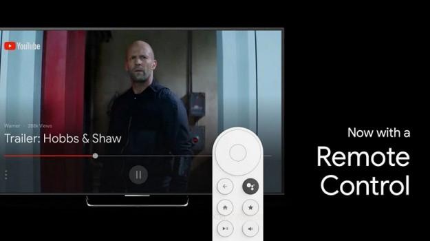 Android TV для любого телевизора непосредственно от Google. Стали известны характеристики телевизионной приставки Sabrina