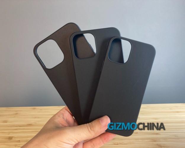 Дизайн и габариты iPhone 12 и iPhone 12 Pro на подборке фото чехлов