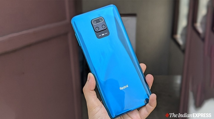Xiaomi Redmi Note 9S упал в цене на AliExpress