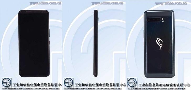 Стали известны технические характеристики ASUS ROG Phone III