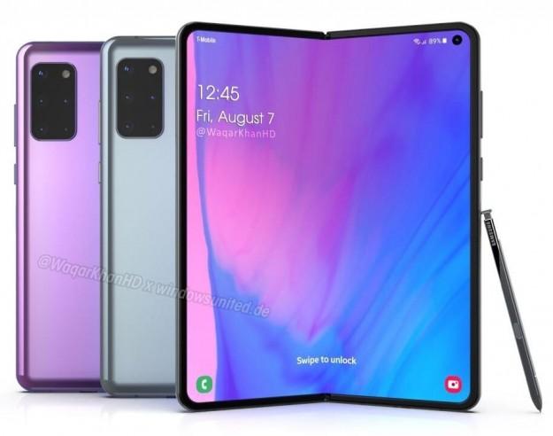 Samsung Galaxy Fold 2 может расстроить фанатов бренда емкостью батареи