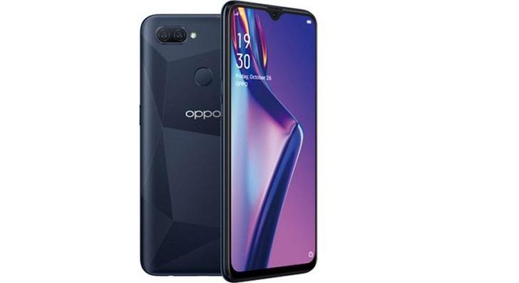 OPPO A11k представлен официально