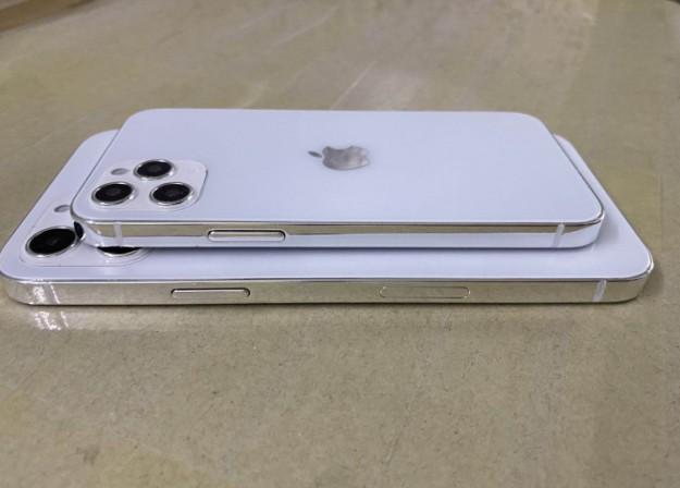 Авторитетный источник подтвердил дизайн iPhone 12 снимками болванок