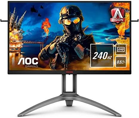 AOC – номер 1 на мировом рынке игровых мониторов