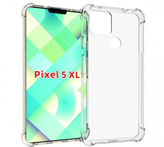Раскрыт возможный дизайн смартфонов Google Pixel 5