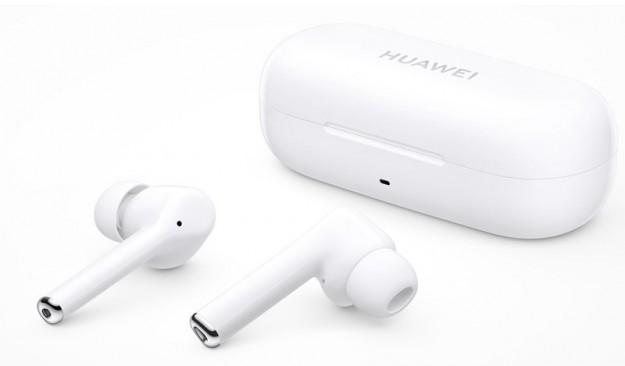 В Украине стартуют продажи новых наушников Huawei Freebuds 3i  с активным подавлением шума