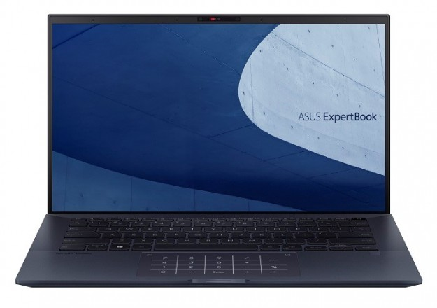 Бизнес-ноутбук ASUS ExpertBook B9 доступен в Украине - масса меньше 1 кг