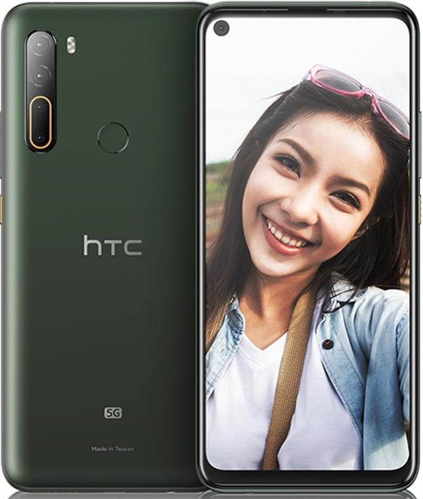 Анонс HTC U20 5G - возвращение тайваньской легенды в формате 5G