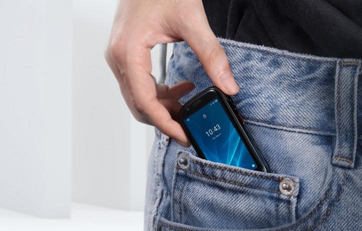 Анонс Unihertz Jelly 2: слишком компактный смартфон