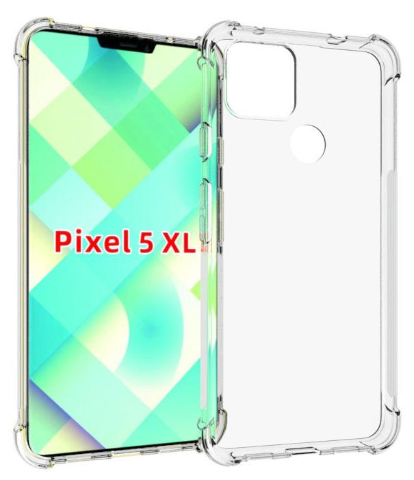 """Google вернет """"бровь"""", 3,5 мм и сканер отпечатка пальца в Pixel 5 XL?"""