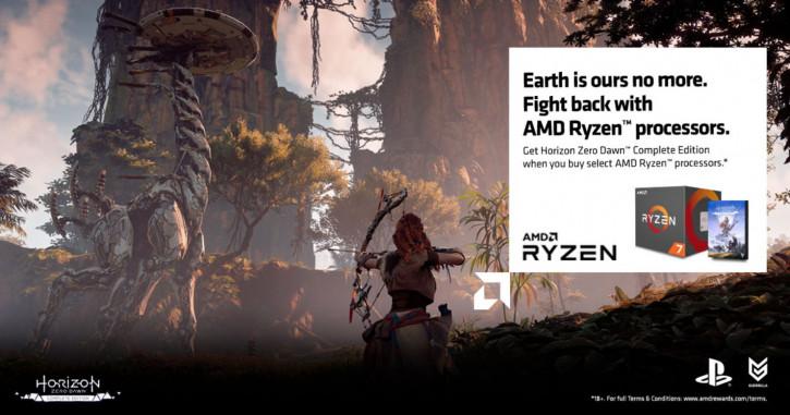 Хит Sony PlayStation 4 раздают покупателям процессоров AMD Ryzen