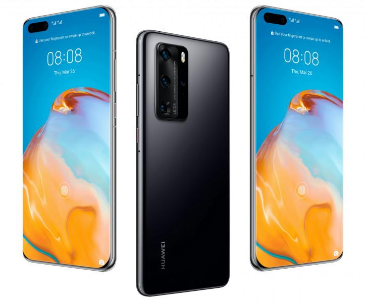 Honor 30 Pro+ в беде: Huawei P40 Pro рекордно подешевел