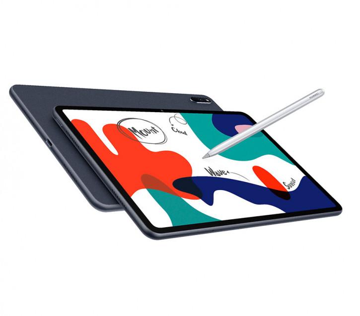 Приятные подарки за предзаказ недорогого планшета Huawei MatePad