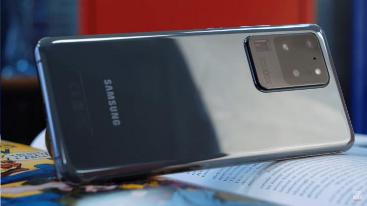 Лучшая версия Samsung Galaxy S20 Ultra уже в России (осторожно, цена!)