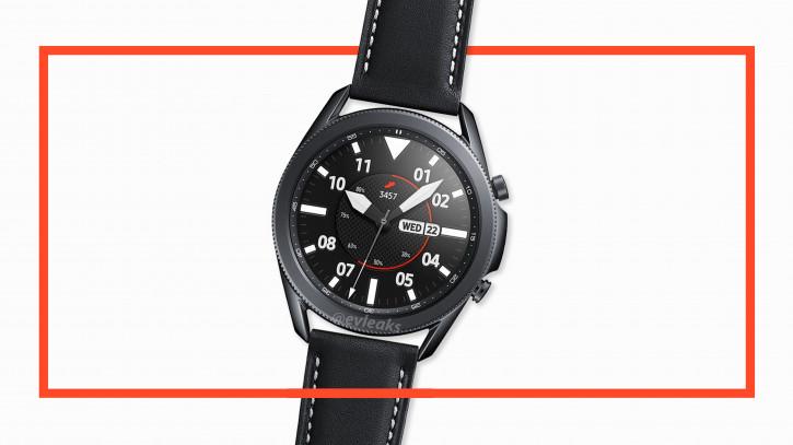 Новые функции, циферблаты и дата анонса Samsung Galaxy Watch 3