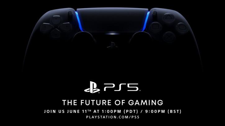 Новая дата презентации игр для Sony PlayStation 5