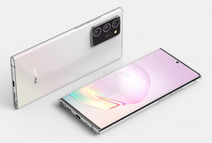 COVID-19 не повлияет на планы Samsung по Galaxy Note 20 и Fold 2