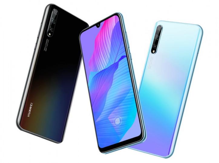 Завершается предзаказ Huawei Y8p с подарками на 5000 рублей в России