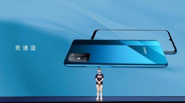 Экран диагональю 7,09 дюйма, MediaTek Dimensity 800, 5G, 48 Мп и 5000 мА·ч за 0. Представлен Honor X10 Max