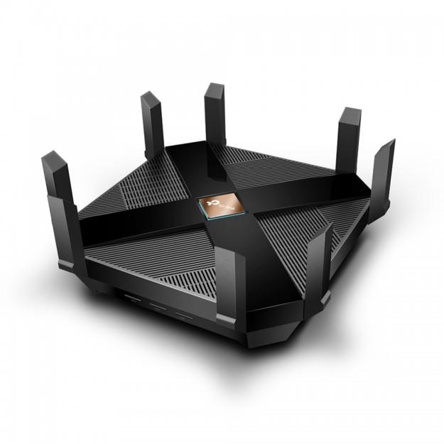 TP-Link начинает продавать в Украине флагманские роутеры с поддержкой новейшего стандарта Wi-Fi 6