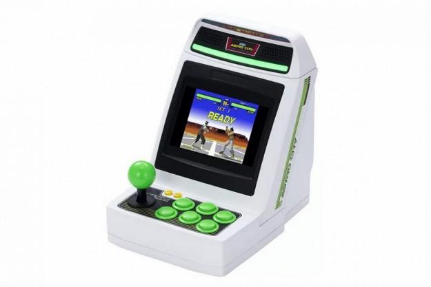 Sega представила компактный аркадный игровой автомат Astro City Mini