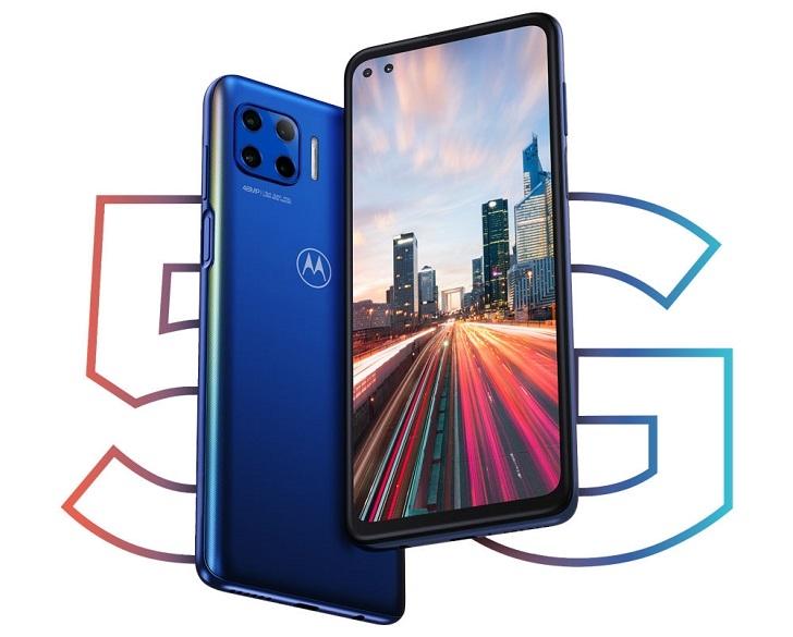 Moto G 5G Plus представлен официально