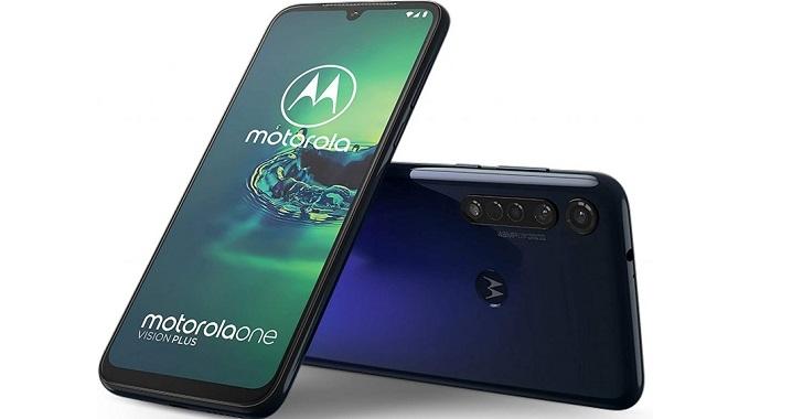 Анонсирован недорогой смартфон Motorola One vision Plus на Snapdragon 665