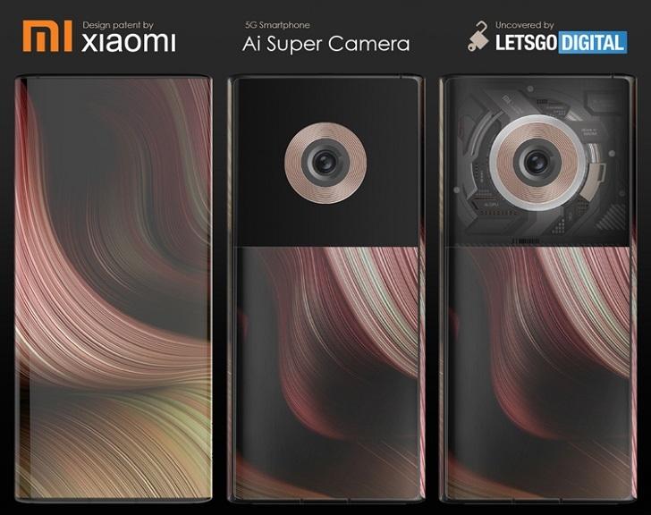 Xiaomi может представить необычный смартфон со 108-Мп камерой