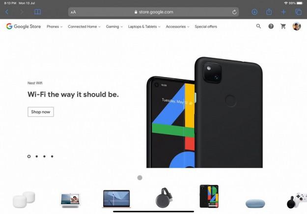 Google случайно показала Pixel 4A. Теперь анонс неизбежен