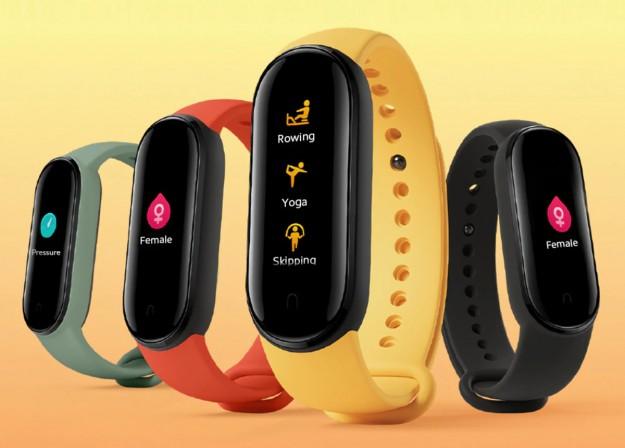 Xiaomi представляют Mi Smart Band 5 в Украине - цена 1299 грн