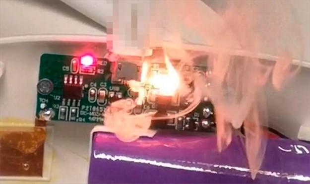Найдена уязвимость в быстрой зарядке, через которую можно удалённо сжечь миллионы устройств