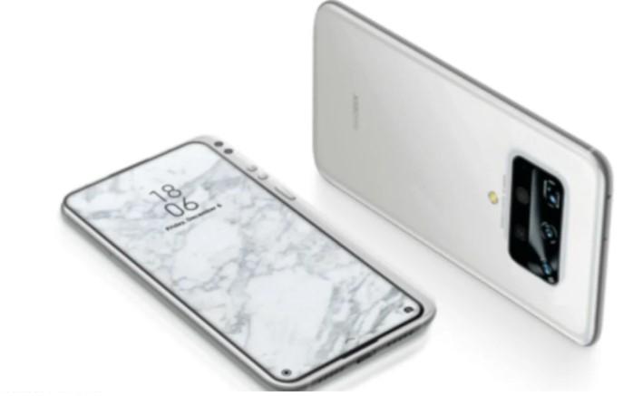 Первые реальные изображения смартфона Xiaomi Mi Mix 2020